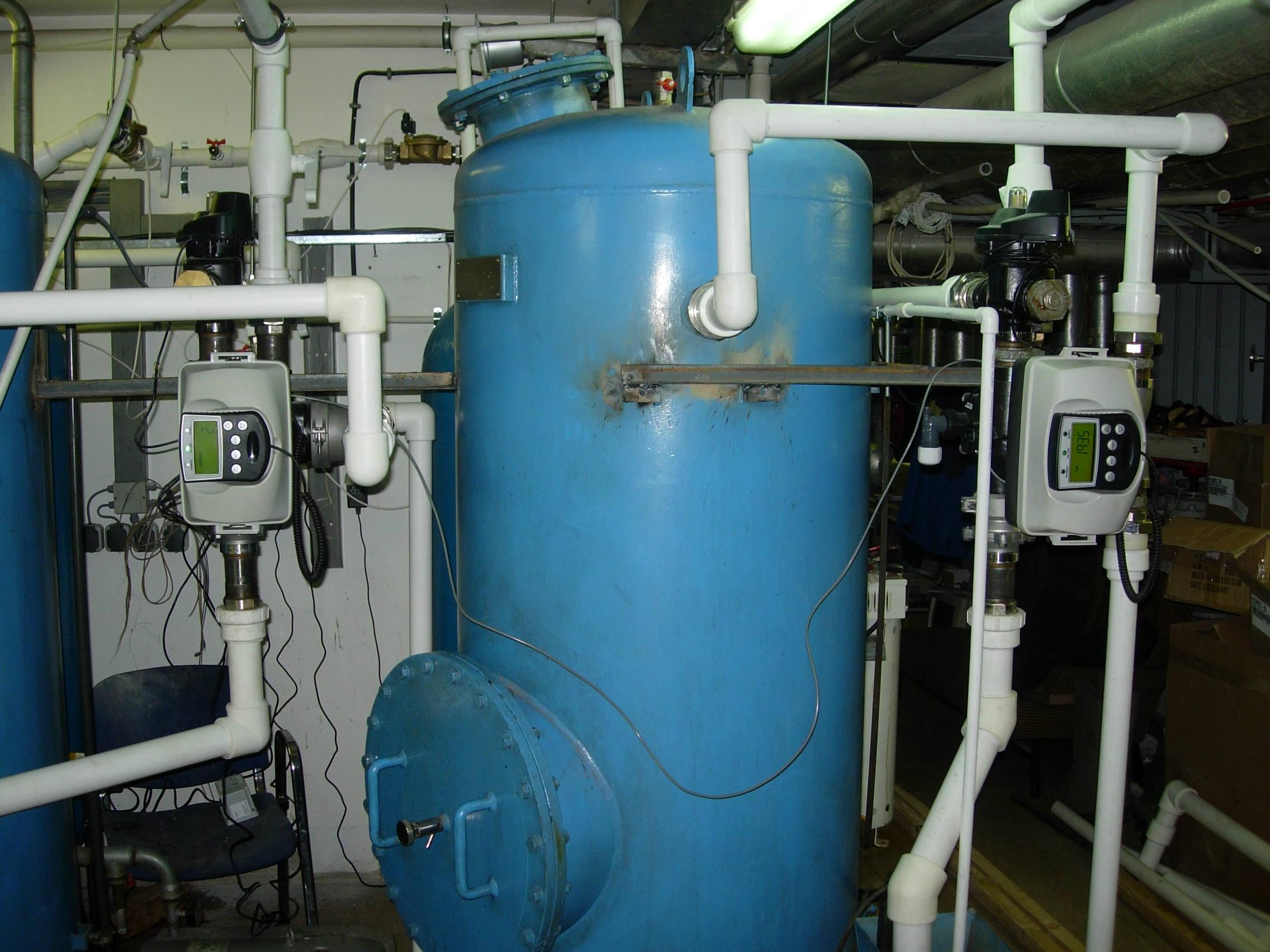 Водоподготовка питьевой бутилированной воды